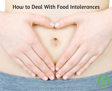 How to Deal With Food Intolerances