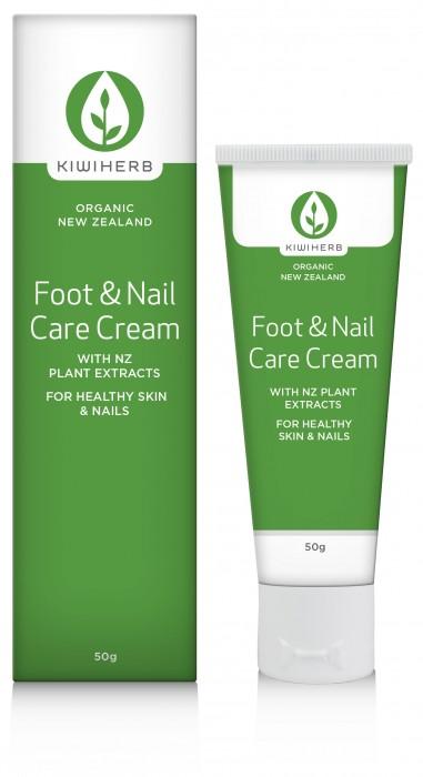 Kiwiherb :: Foot & Nail Care Cream
